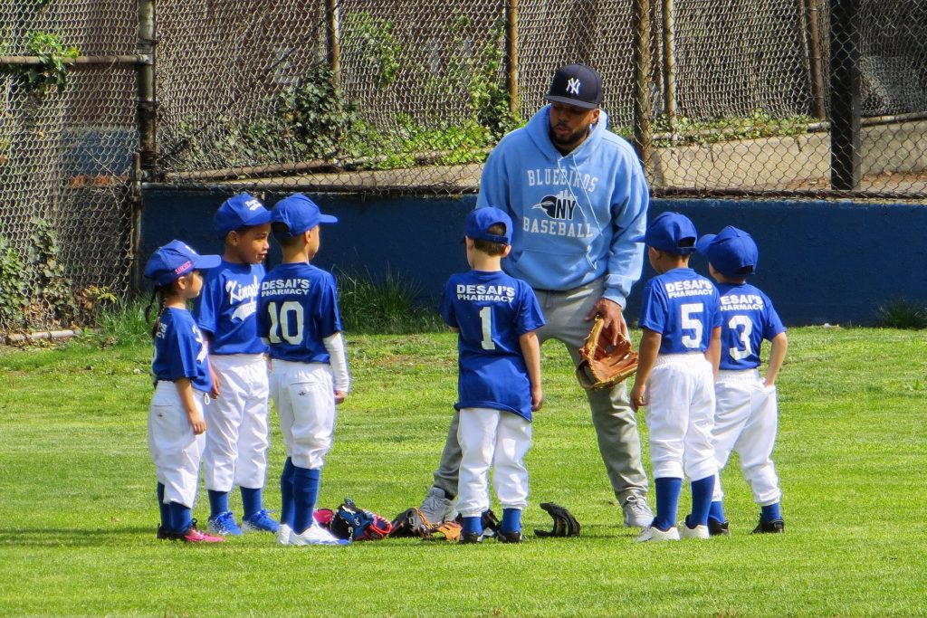 Little League Sports Team
