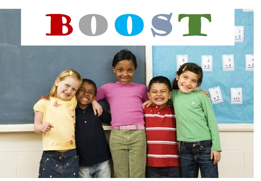 Give Our Kids A Boost!