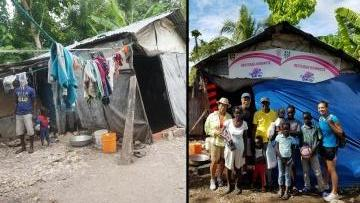 Help Build A Home For Our Haitian Family