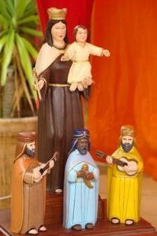 Wisemen Presents For A Child