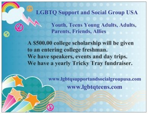 LGBTQ Speaker And Scholarships