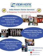 youhelp India Home's COVID-19 Response